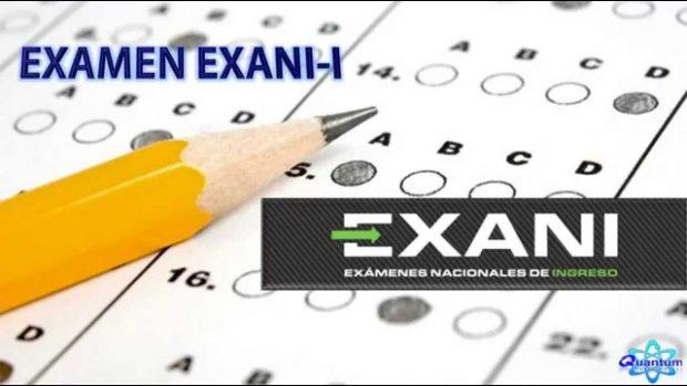 Todo lo que debes de saber sobre el examen de admision Exani-I