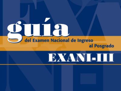 Descarga la Guia del EXANI-III PDF