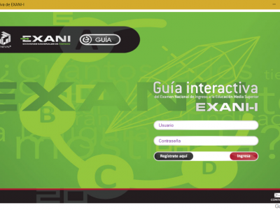 Guia Interactiva EXANI I – 2018