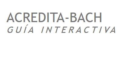 Descarga guia Interactiva ACREDITA-BACH