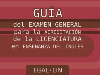 Descarga gratis la guia del EGAL-EIN en PDF