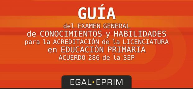 Descarga gratis la guia del EGAL-EPRIM en PDF