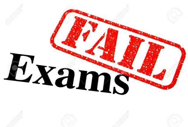 ¿Que hago si no pase mi examen de admisión?