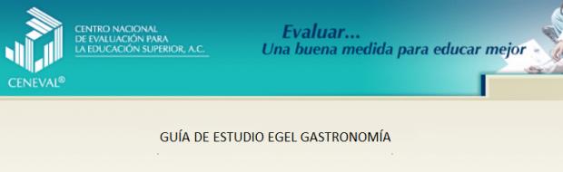 Descarga aqui la guia EGEL GASTRO (Gastronomía)