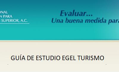 Descarga aquí la guía EGEL Turismo (EGEL TUR)