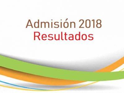 Resultados Concurso de Ingreso Media Superior EDOMEX 2018