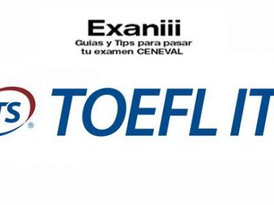 Examen TOEFL ITP: Guías y Tips