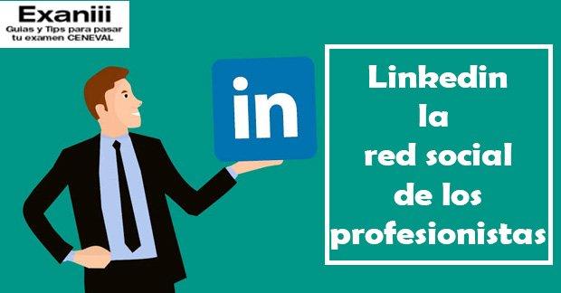 Linkedin la red social de los profesionistas