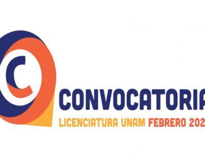 Convocatoria UNAM 2020